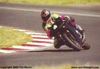 Eastern Creek Raceway, May 2000. Mick Doohan used to race the GP's at this track, and to think I was in the same place as him...whoa!